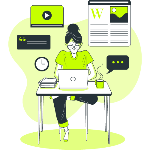 Prinknest Content Writing & Blogging